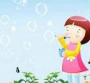 吹泡泡游戏活动教案与反思 吹泡泡教案活动反思
