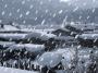大雪纷飞的诗句