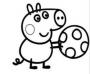 小猪佩奇图片 小猪佩奇图片简笔画