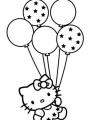 气球简笔画