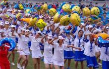 中学生趣味运动会活动方案