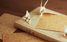 写一封信50字