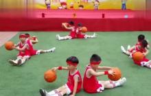 幼儿园篮球舞介绍串词